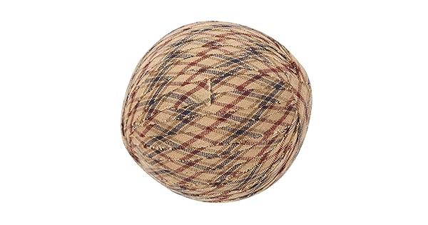 Millsboro Tan #7 Round Fabric Ball Set of 3 VHC Brands Rustic /& Lodge Decor