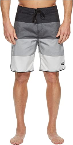 Billabong - 73 OG Stripe Boardshorts