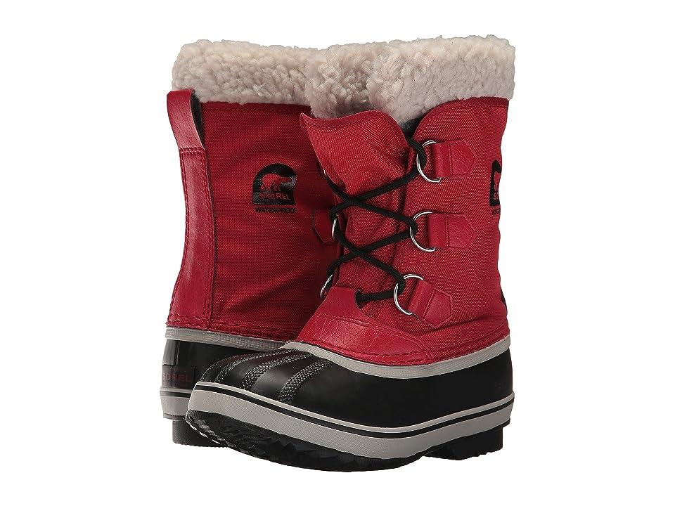 SOREL Kids Yoot Pac Nylon (Little Kid/Big Kid) (Rocket) Kids Shoes