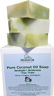 Best lemongrass and tea tree soap benefits Reviews