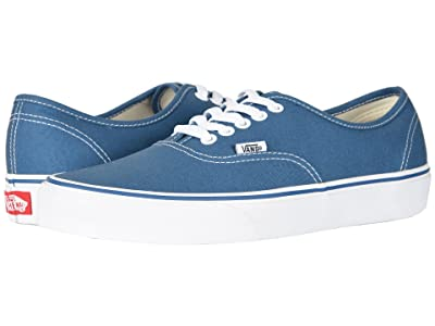 Vans Authentictm Core Classics (Navy) Skate Shoes