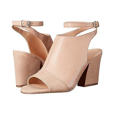 Franco Sarto Franchesca (Soft Beige Leather) High Heels