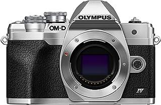 Olympus OM-D E-M10 Mark IV Silver Camera Body