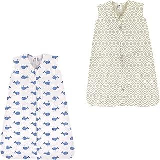 Hudson Baby Wearable Safe Soft Jersey Cotton Sleeping Bag