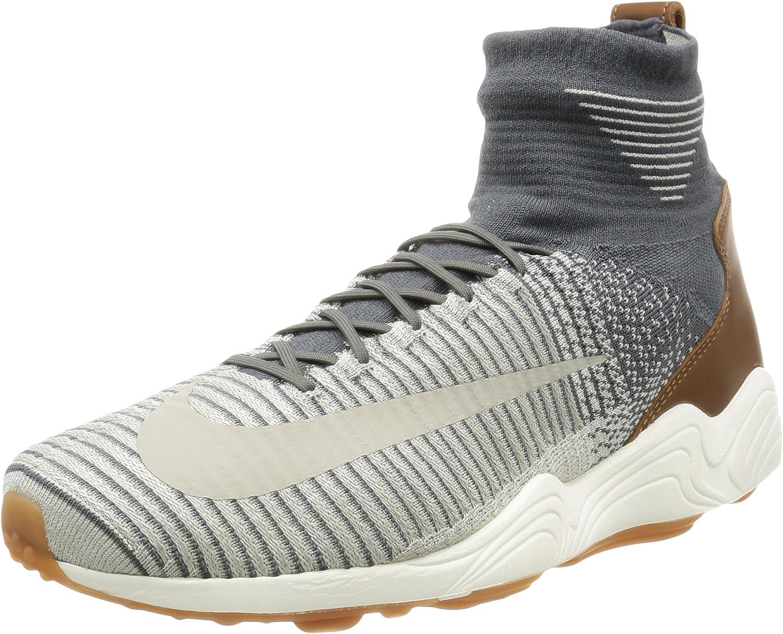 Nike Men's Zoom Mercurial XI FK Casual shoes 9 Grey