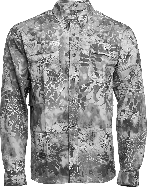 Kryptek Men's Anemos Ls Shirt