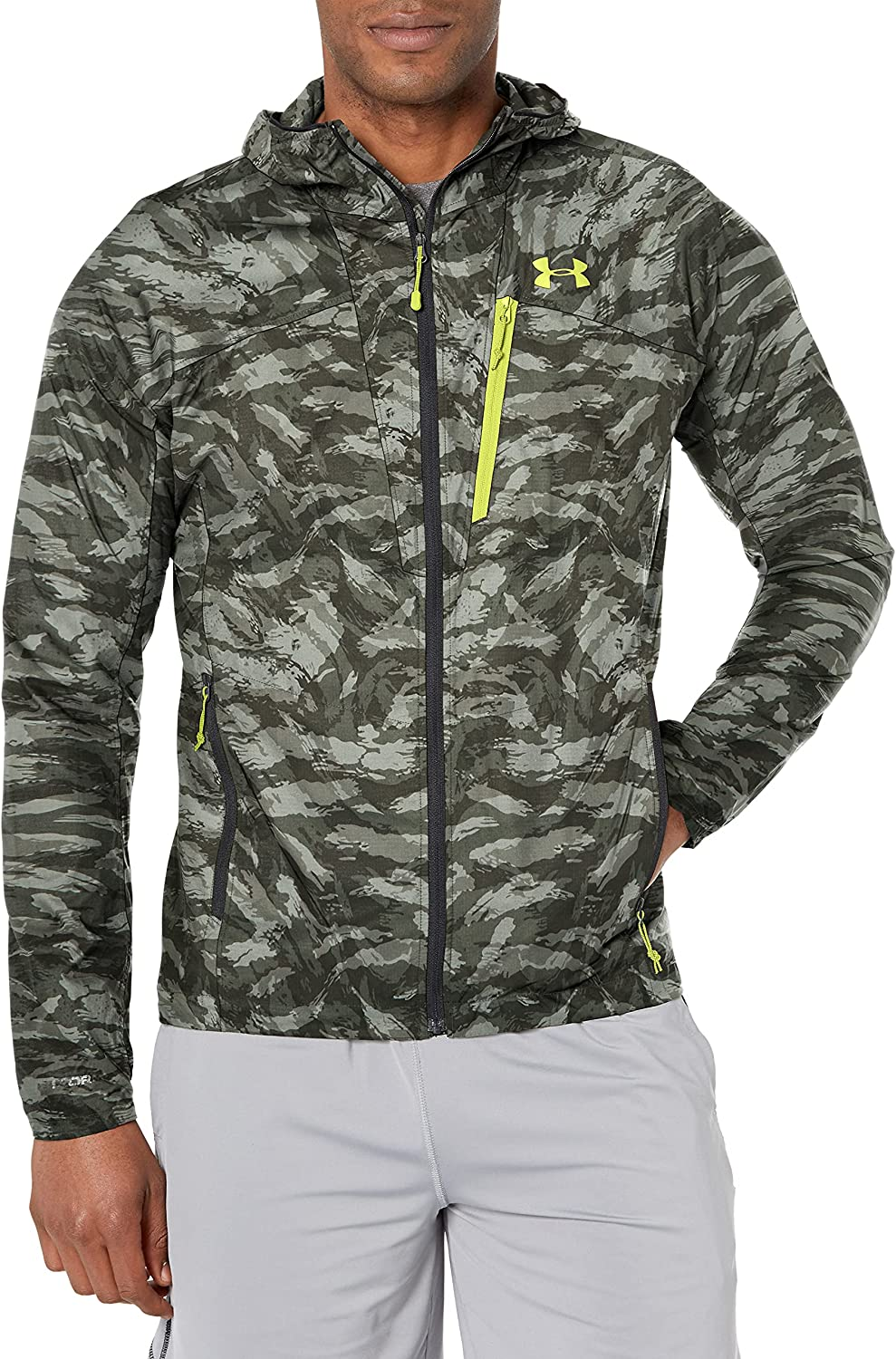 Under Armour mens Mission Jacket