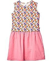Floral Tank Dress (Toddler/Little Kids/Big Kids)