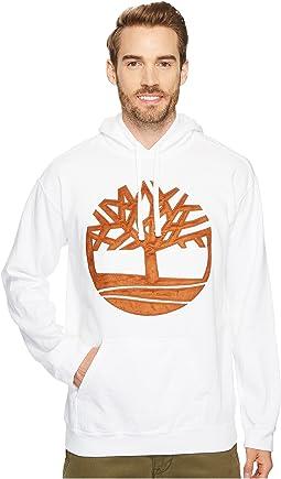 Timberland - Vintage Tree Hoodie w/ Micro Suede Logo