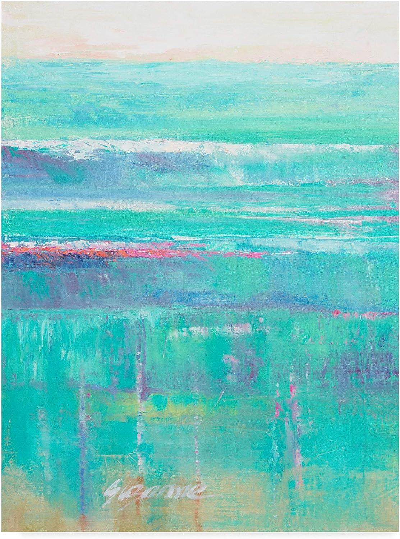 Trademark Fine Art Beneath The Sea I by Suzanne Wilkins, 14x19