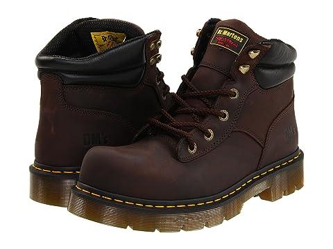 Burnham 6 Gaucho Boot Volcano Dr ST Tie Work Martens EfIqRTA