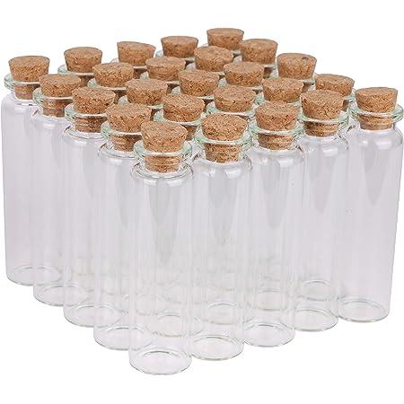 rosenice botellas corcho Vial De Mini Botella redonda soporte de que deseen botella 10/unidades