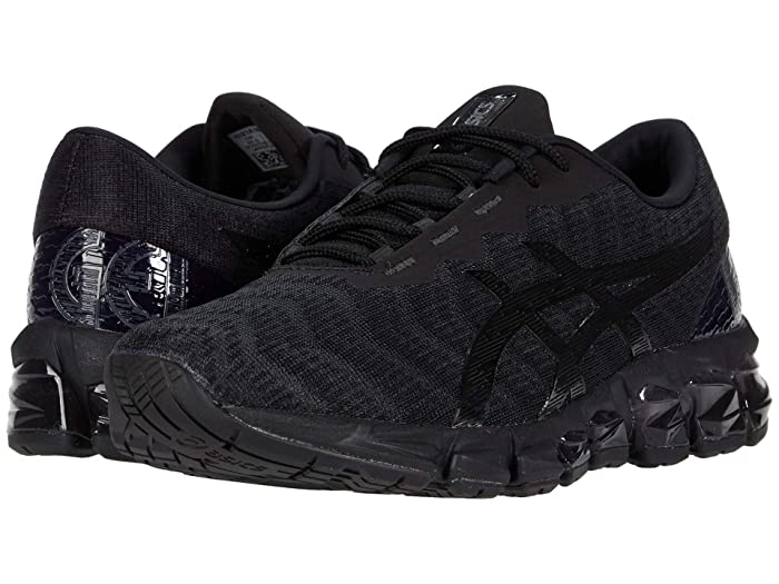 ASICS  GEL-Quantum 180 5 (Black/Black) Mens Running Shoes