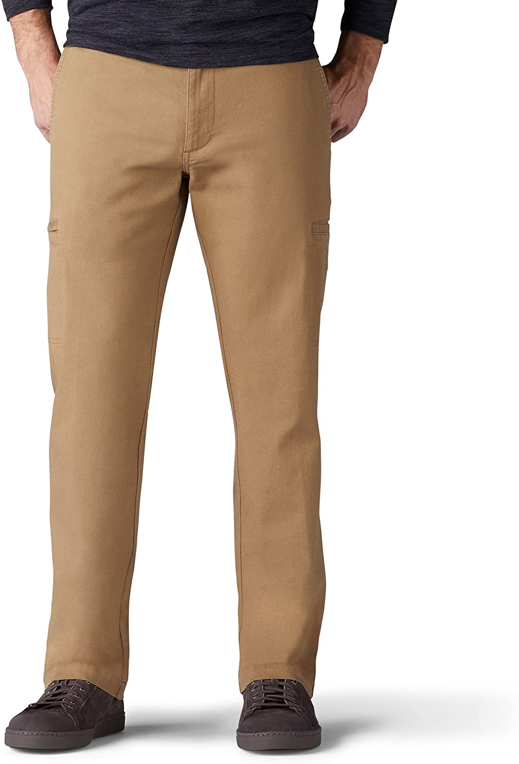 LEE Men's Big & Tall Performance Series Extreme Comfort Cargo Pant