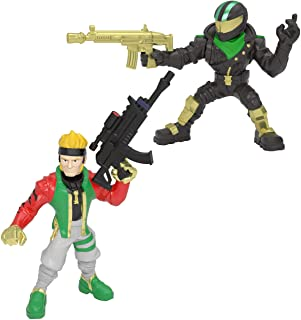 Fortnite Battle Royale Collection: Master Key & Lucky Rider - 2 Pack of Action Figures
