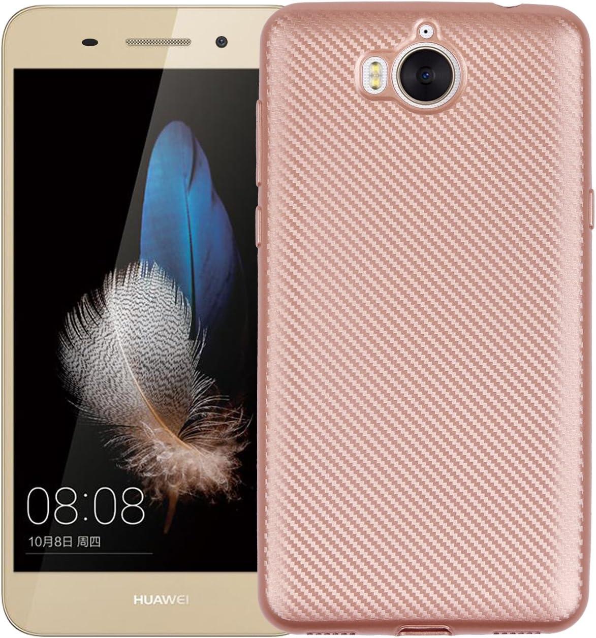 Amazon.com: Case for Huawei Nova Young 4G LTE MYA-L11 Case TPU ...