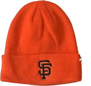 '47 Brand Cuffed Beanie Hat - MLB Raised Cuff Knit Cap