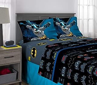 Best batman bed sheets queen Reviews