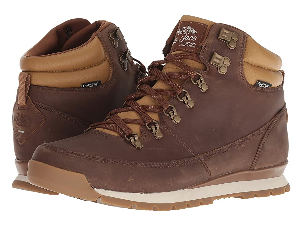 The North Face Back-To-Berkeley Redux Leather (Dijon Brown/Tagumi Brown) Men
