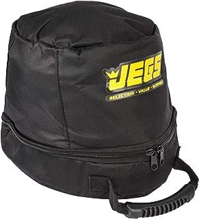 Jingolden Extra Large Size Motorcycle Helmet Bag Soft Short Plush Storage Bags Grayish White