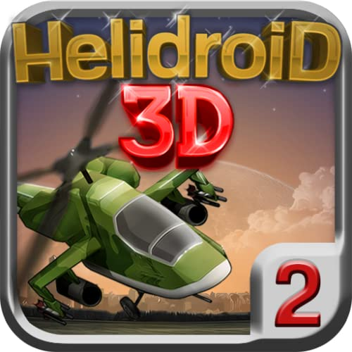 Helidroid 3D : Episode 2