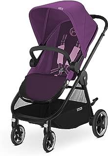 CYBEX Iris M-Air Baby Stroller, Grape Juice