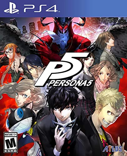 Persona 5 - Standard Edition - PlayStation 4 (PS4)