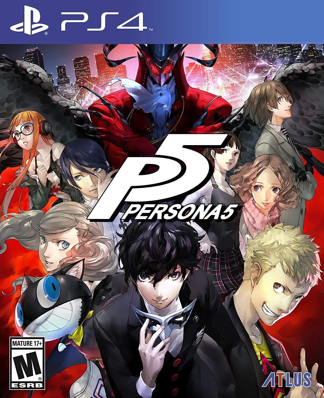 Persona PlayStation Hits Standard 4