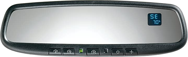 Gentex GENK50a Auto dimming mirror with HomeLink, temperature and compass