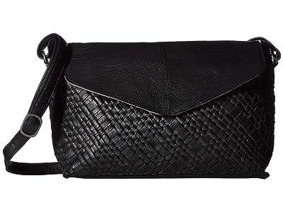 Day & Mood Panna Shoulder Bag (Black) Shoulder Handbags