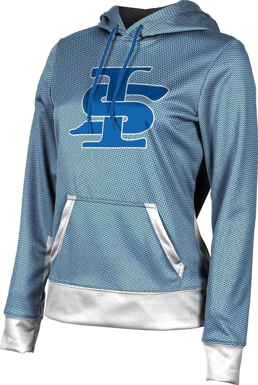 Indiana State University Girls' Pullover Hoodie, School Spirit Sweatshirt (Embrace)