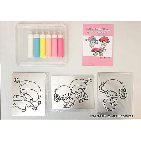 おうちdeペタペタ焼き サンリオキャラクターズ (Little Twin Stars)