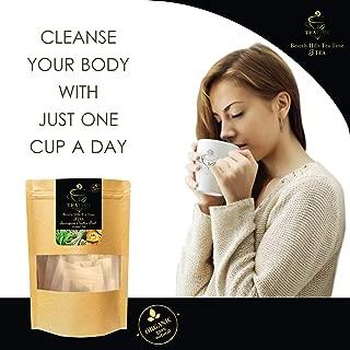 Organic 3 Tea-Lemongrass Pandan Bael Herbal Tea Mix-Relaxation wellness Caffeine Free Fair Trade-Premium Tea Bags with Pleasant Aroma (3Tea, 30 Tea Bags)