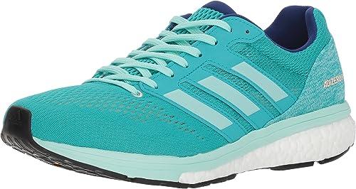 Adidas Wohommes Adizero Boston 7 Running chaussures, hi-res Aqua Clear Mint Mystery Ink, 12 M US