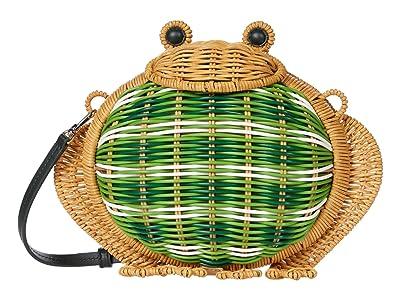 Kate Spade New York Hoppkins Wicker Frog
