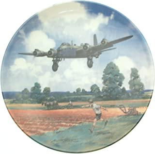 Bradford Exchange Royal Doulton Stirling Home Run Heroes of the Sky plate CP672