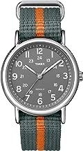 orange nylon watch strap