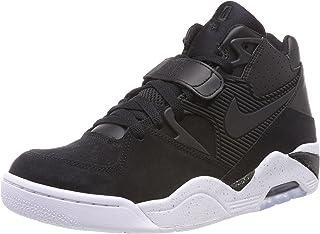 Nike Air Force 180 Men's Basketball Shoes Black/Black-White 310095-003
