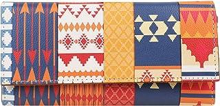 ShopMantra Multicolored Canvas Women's & Girl's Wallet (LW00000296)