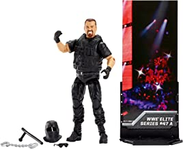 WWE Elite Collection Big Bossman Series 47 A Figure