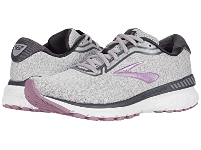 Brooks Adrenaline GTS 20 (Grey/White/Valerian) Women