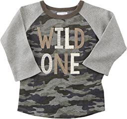 Mud Pie - Wild One Long Sleeve Shirt (Infant/Toddler)