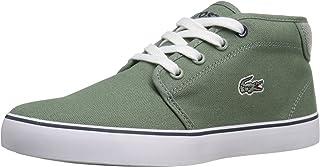 Lacoste Ampthill 216 1 SPJ LT KHK Sneaker (Little Kid/Big Kid)