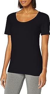 Hanro Women's Cotton Sensation Shirt 1/2 Arm T
