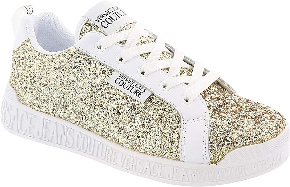 Versace jeans sneakers donna Oro