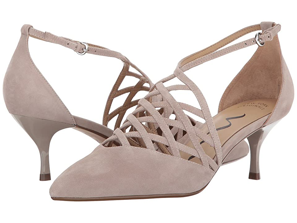 Nina Farrah (Cream) High Heels