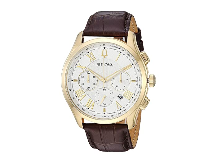 Bulova  Wilton - 97B169 (Brown) Watches