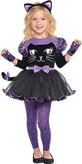 purple kitty costume