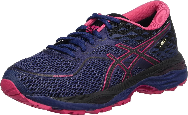 Asics Women's GelCumulus 19 GTX Running shoes, blueee, AU6.5