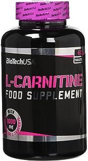 BioTech USA IAF00081499 L-Carnitine 1000, 60 Compresse